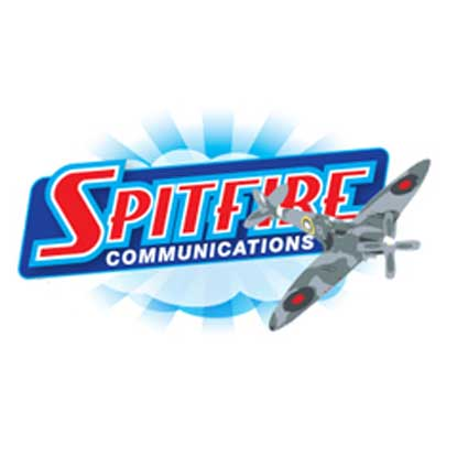 Spitfire Communications Logo